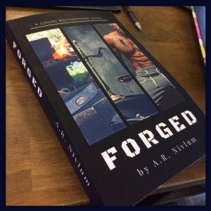 Paperback of FORGED